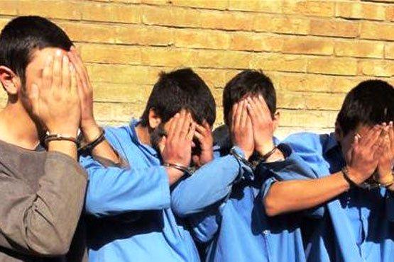 عاملان آدم ربایی در گلستان دستگیر شدند