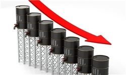 دومین هفته کاهشی قیمت نفت رقم خورد/ کاهش نزدیک به 2 درصدی طی هفته گذشته