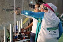 تیم میکس تپانچه ایران چهارم جهان شد
