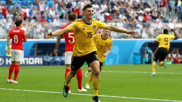 نتیجه بازی بلژیک و انگلیس در جام جهانی/ بلژیک به عنوان سومی جام جهانی رسید
