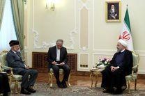 ایران و عمان مسوولیت سنگینی در قبال مسائل منطقه به دوش دارند