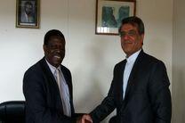 بررسی راههای گسترش همکاریهای پارلمانی بین ایران و زیمبابوه