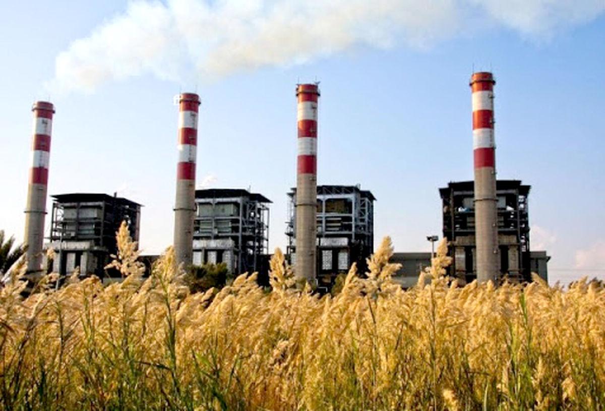 طراحی و ساخت پرههای توربین بخار در نیروگاه برق بندرعباس