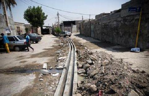پروژه محله چاهستانیها تا هفته دولت تکمیل شود