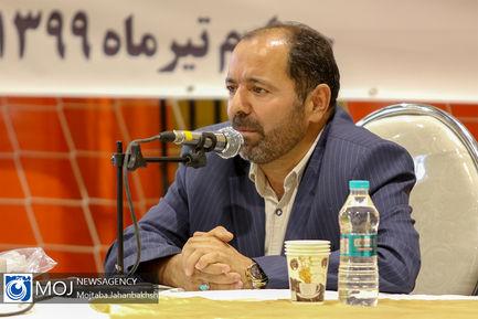 نشست خبری مدیرعامل شرکت آب و فاضلاب استان اصفهان
