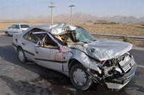 کشته شدن سه نفر بر اثر برخورد تریلی با پژو  در محور هفتکل - اهواز