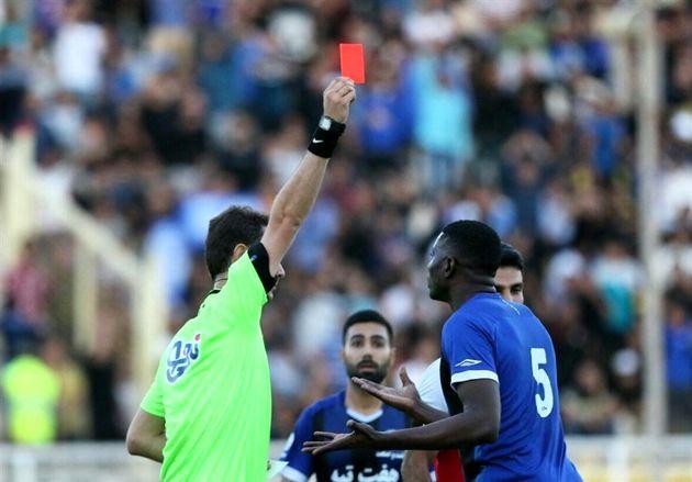 اسامی داوران هفته ۲۳ لیگ برتر فوتبال اعلام شد